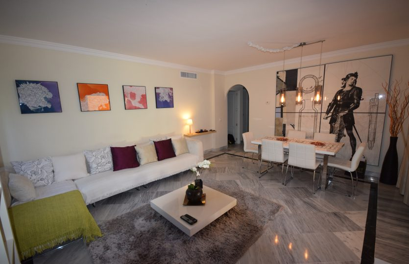 apartamento dama de noche marbella
