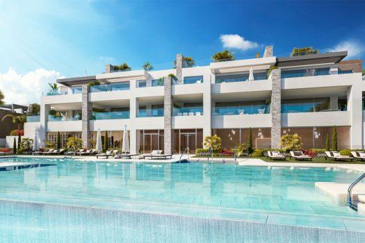 apartamentos de lujo cabopino Marbella