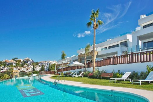 Adosada Golden Mile Marbella