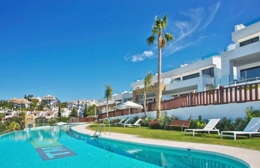 Adosada Golden Mile Marbella