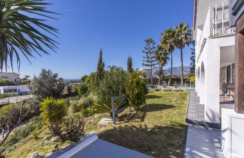 villa el rosario , Marbella Este