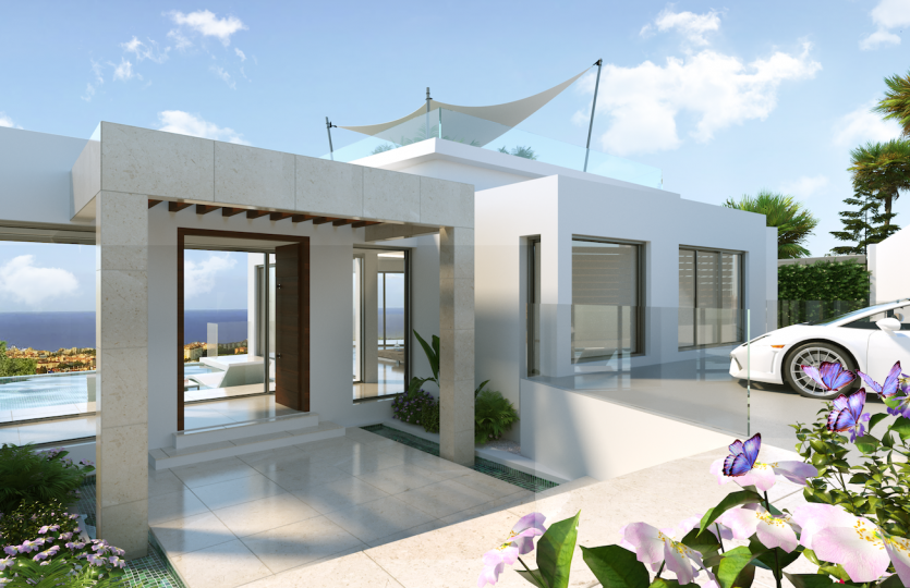 Villa de lujo Marbella la Montua