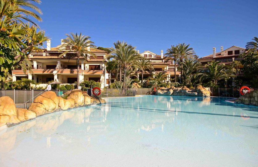 Apartamento Los Monteros playa Marbella