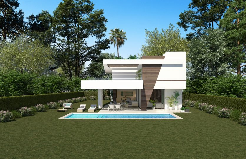 Villa Estrella Del Mar Marbella Este