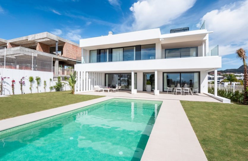 villa de lujo en cancelada Estepona