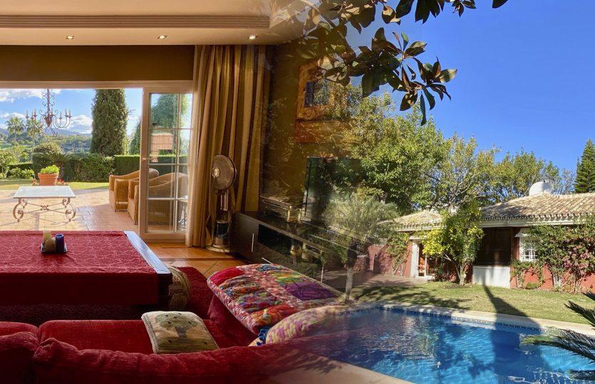 villa de lujo rio real marbella