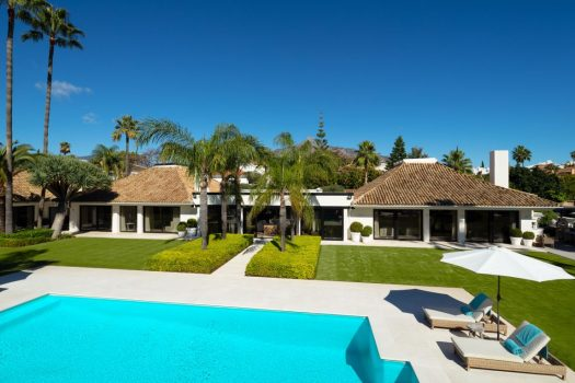 villa de lujo Marbella